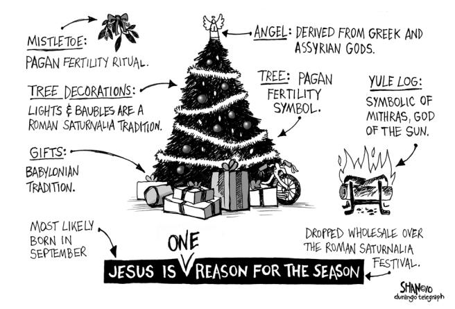 pagan-christmas